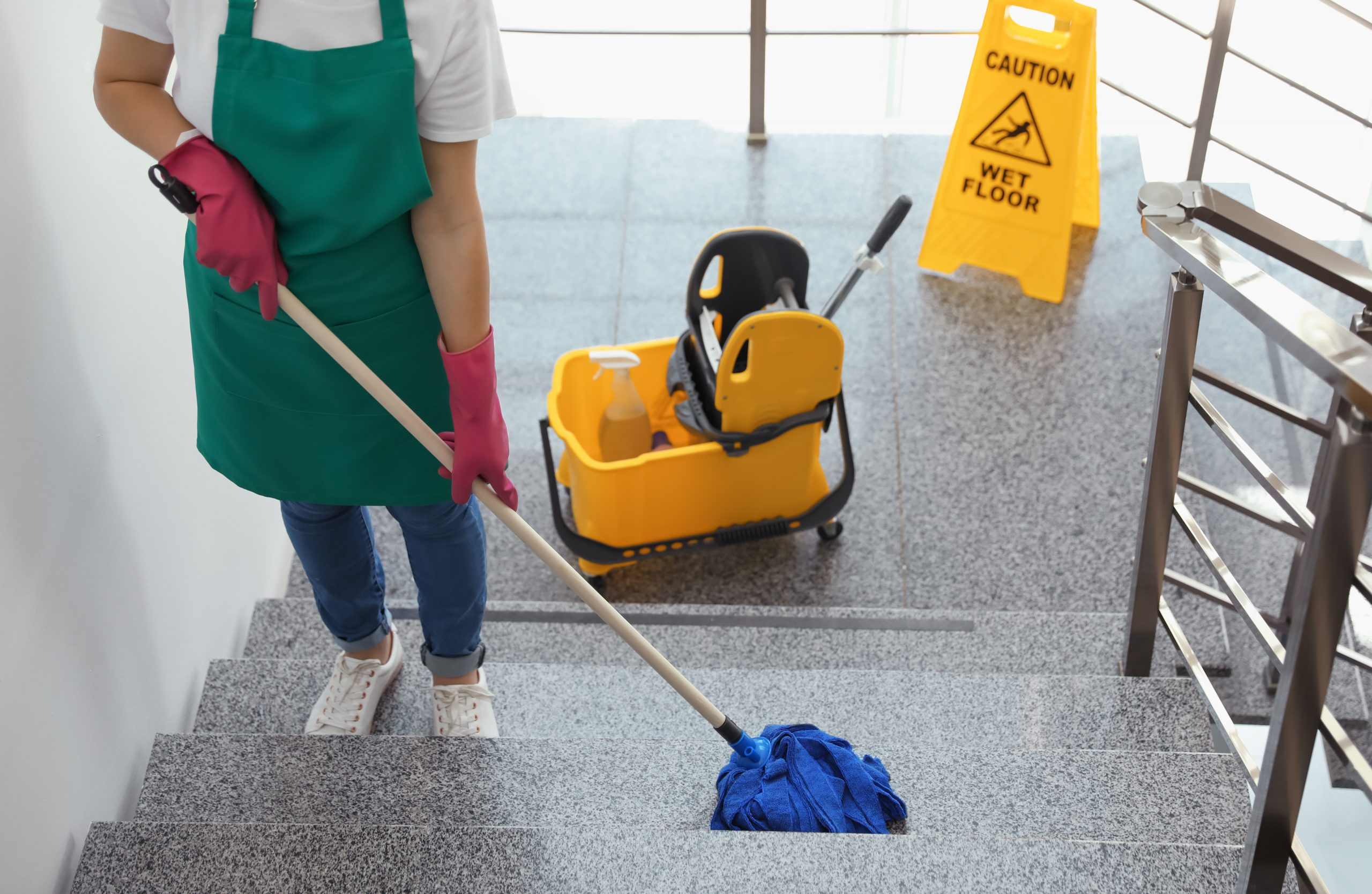 Commercial Cleaning Croydon