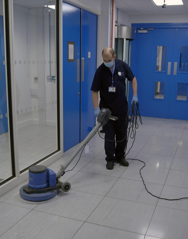 Commercial Cleaning in Croydon