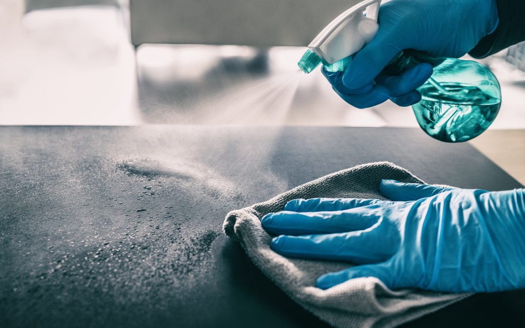 What Is The Difference Between Cleaning and Disinfecting?